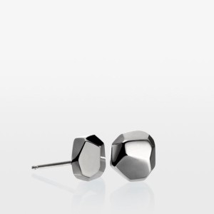Delphine_Leymarie_facet stud earrings