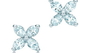 Tiffany & Co. stud earrings