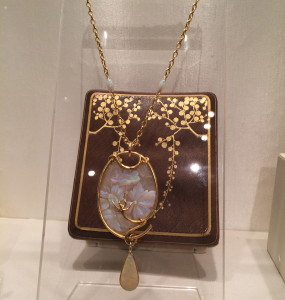 Lalique at Wartski at Winter Antiques Show