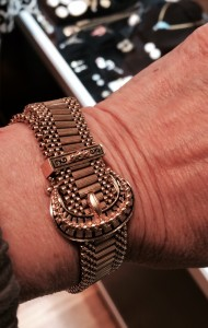 Buckle Bracelet at Jacob's Diamond & Estate Jewelry