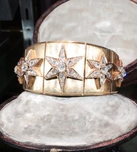 Cuff Bracelet at DK Bressler